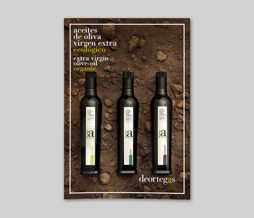 BRANDING - DeOrtegas Aceite