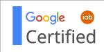 google & iab certified